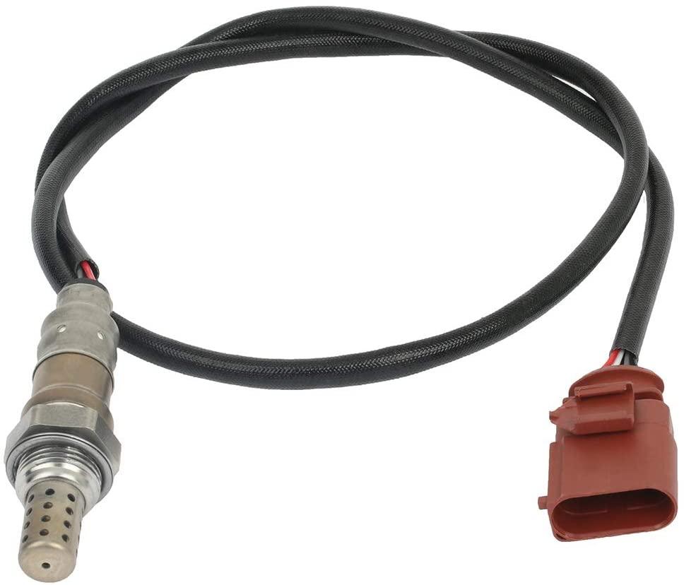 OCPTY 234-4829 O2 oxygen Sensor, Downstream fit for Audi A4 A4 Quattro 2.0L 2005-2009, for Audi TT 2.0L 2008-2009, for VW Beetle 2.0L 2012-2013, for VW Golf 2.5L 2010-2012 2014