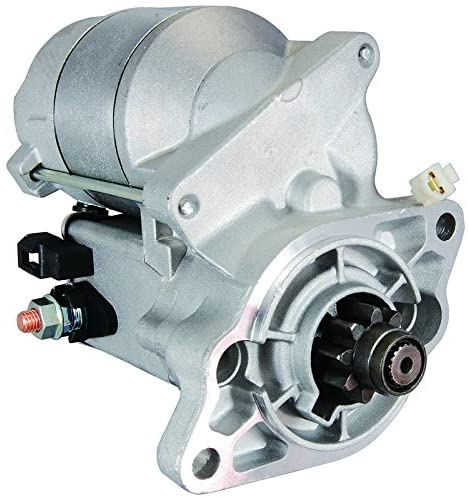 New Starter Replacement For Corniver Compactor CT40P CT40S CT48S Kubota Diesel 16285-63010 16285-63011 16285-63012 37560-63010 37560-63011 37560-63012