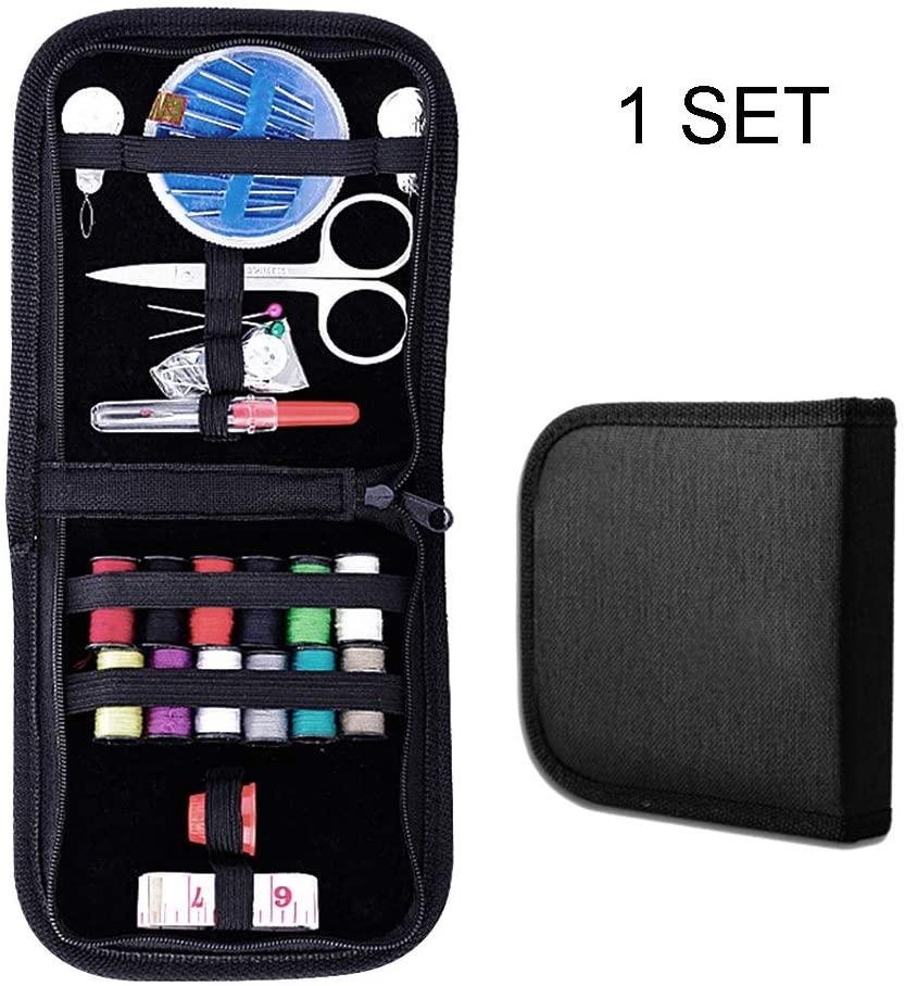 Ochine DIY Sewing Supplies Storage Box Multifunctional Beginner Sewing Accessories Sewing Kit
