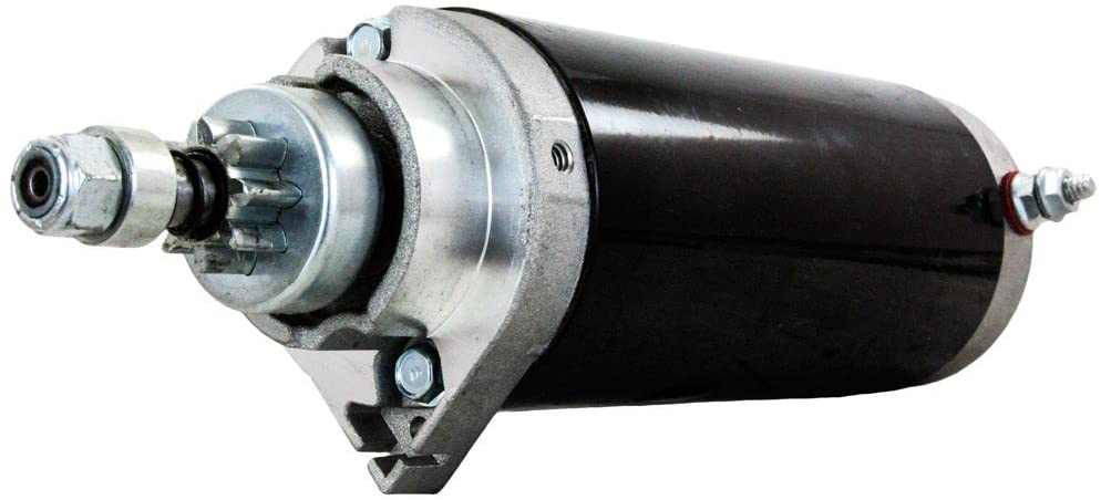 Rareelectrical NEW STARTER MOTOR COMPATIBLE WITH MARINER OUTBOARD 200XL 200XRI 220EFI ELPTO 175 200XL 50-79472 5079472