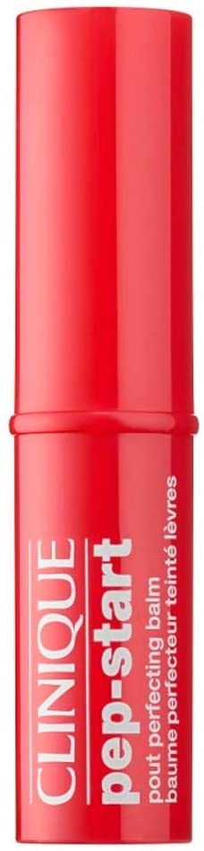Clinique Pep-Start Pout Perfecting Lip Balm Cherry .12 Ounce