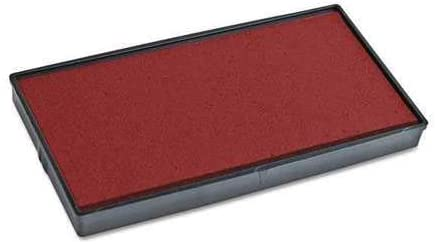 Replacement Ink Pad, Red, (Pack of 2)