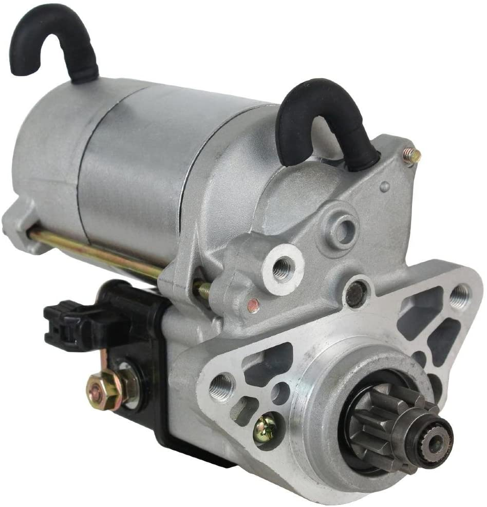 Rareelectrical NEW STARTER MOTOR COMPATIBLE WITH 98 99 00 LEXUS LX470 TOYOTA LAND CRUISER TUNDRA 4RUNNER 4.7L