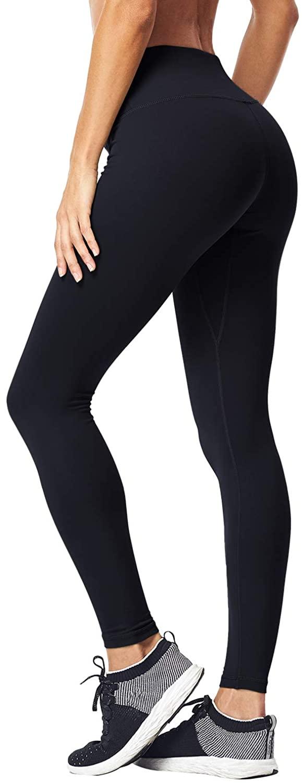 Matymats Non See Through Workout Leggings for Women High Waisted Yoga Running Pants