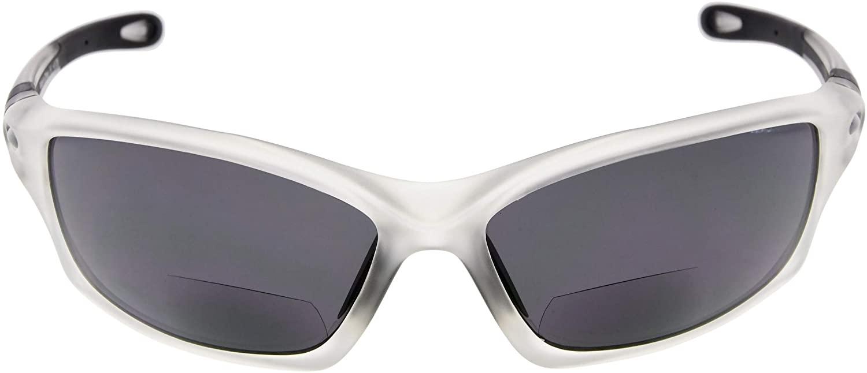 Eyekepper TR90 Frame Bifocal Sports Sunglasses Baseball Running Fishing Driving Golf Softball Hiking Sunshine Readers