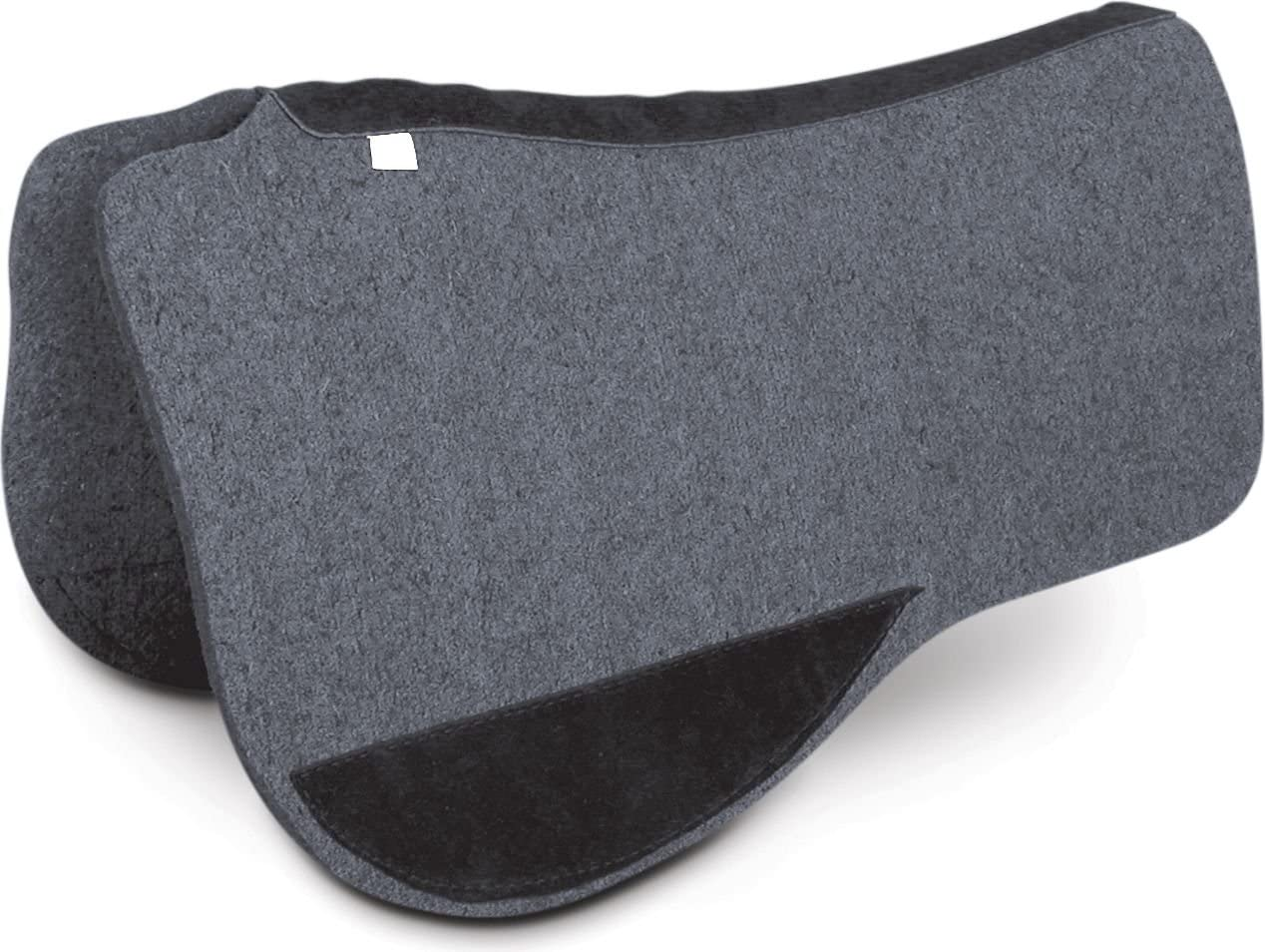 Tucker Cut Out Full Contour Western Saddle Pad