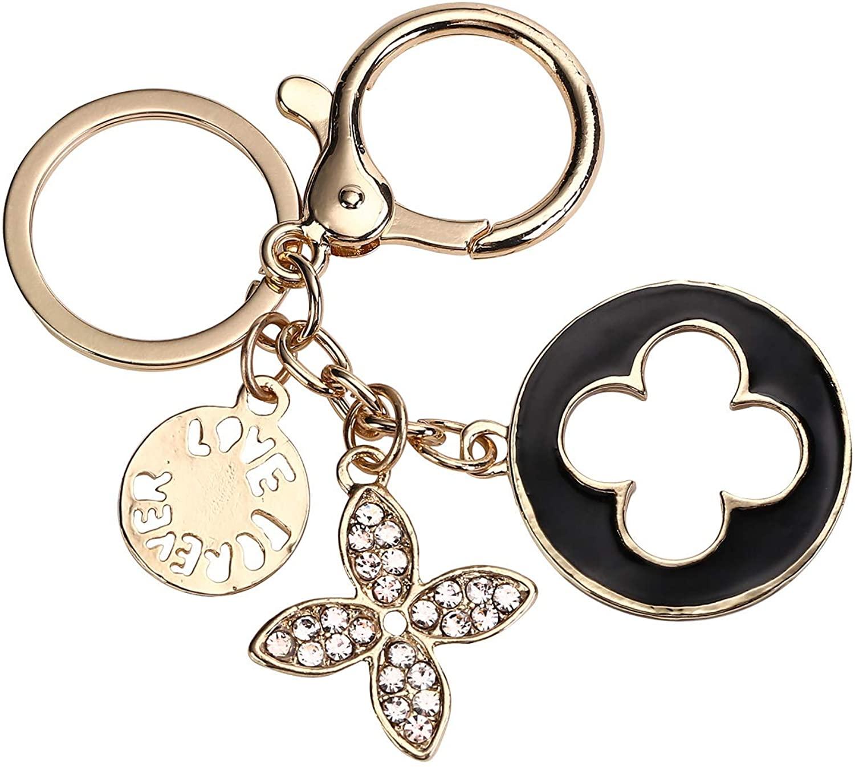 KeyChains for Women Bag charm,Car Key Accessories for Purse, Handbag Decoration