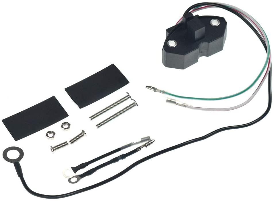 Ignition Sensor Kit 18-5116-1 Ignition Pick ups Replacement for MerCruiser Thunderbolt Distributor on 4.3L, 5.0L, 5.7L, 7.4L, 8.2L Engine 87-91019A2, 87-91019A6, 87-892150Q02, 87-861780Q4