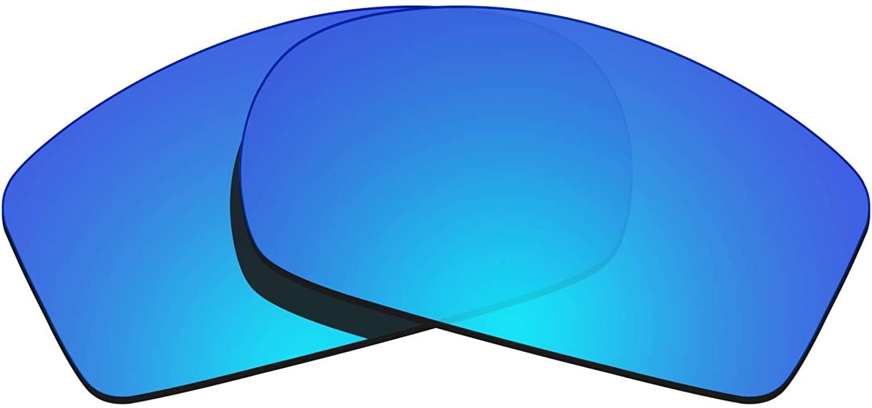 Glintbay 100% Precise-Fit Replacement Sunglass Lenses for Von Zipper Clutch