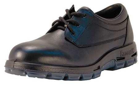 Work Boots, Steel, 14, Black, PR