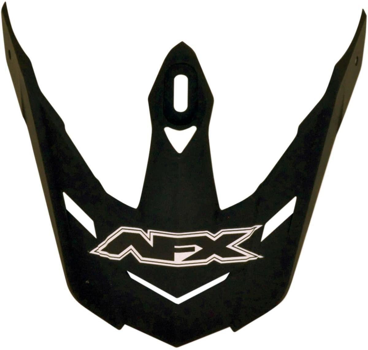 AFX Helmet Visor for FX-19/Y (Up Through 11 Models) - Flat Black