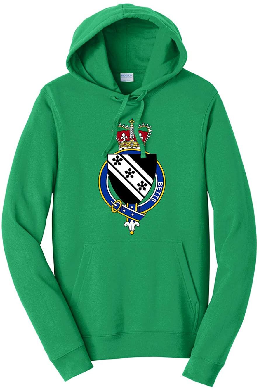 HARD EDGE DESIGN Men's English Garter Family Betts Hooded Sweatshirt, 3X-Large, Kelly Green