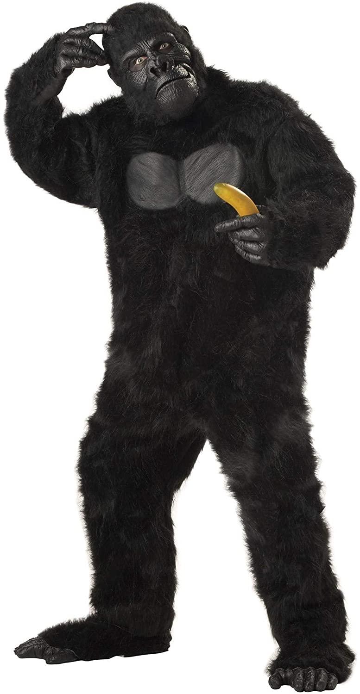 Adult Male Gorilla Costume