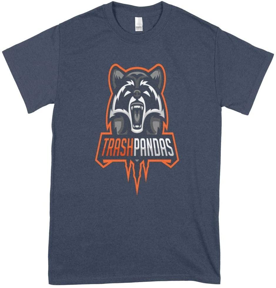 Team Trash Pandas Classic Guys Unisex Tee For Man For Women Handmade T Shirt For Boys Design