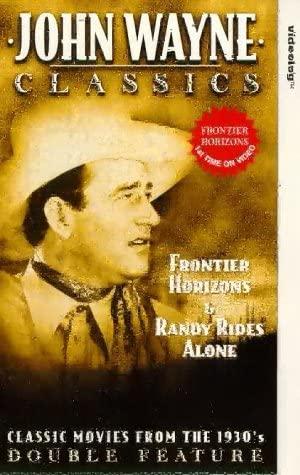 Randy Rides Alone [VHS]