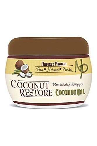 Nature's Protein Natures Protein Restore Whipped Coconut Oil 7 Oz