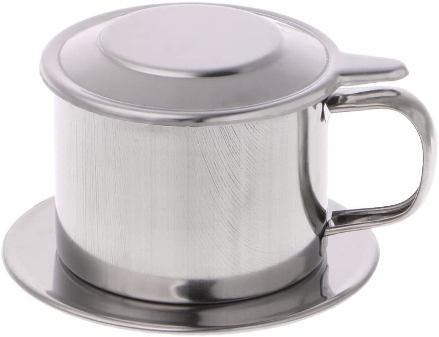 Redriver Stainless Steel Coffee Filter, Pot Infuse Cup For Delicious Coffee