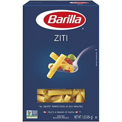 Barilla Pasta, Ziti, 16 Ounce