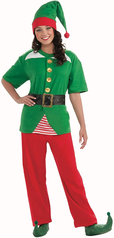 Forum Novelties Jolly Elf Adult Costume