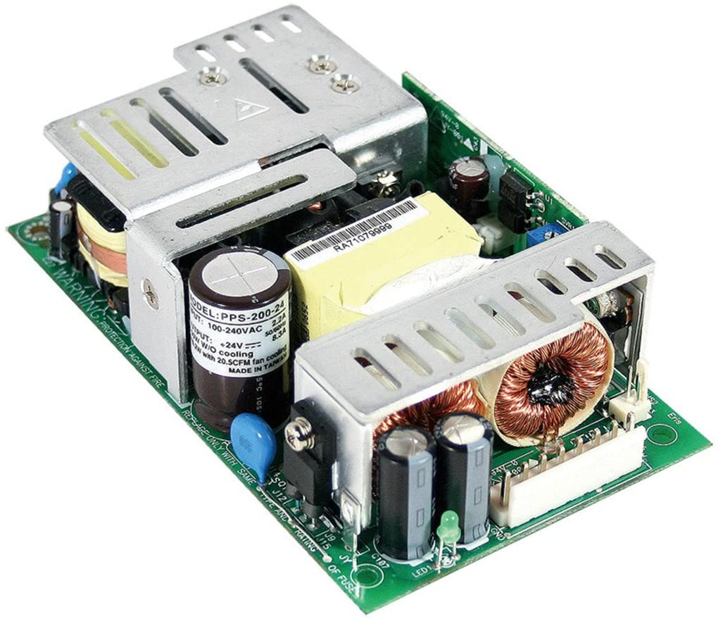 PPS-200-15 AC/DC Power Supply Single-OUT 15V 13.3A 199.5W 12-Pin