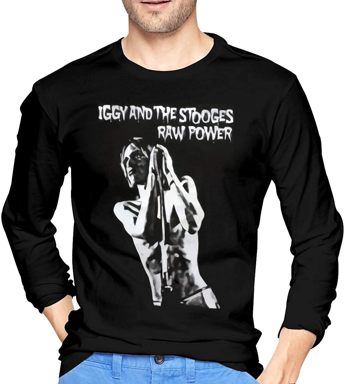 Eric Clapton 24 Nights Cotton Men's T Shirt Comfort Long Sleeve Men's T Shirts Black