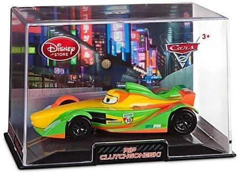 Game/Play Disney / Pixar CARS 2 Movie Exclusive 1:48 Die Cast Car In Plastic Case Rip Clutchgoneski Kid/Child
