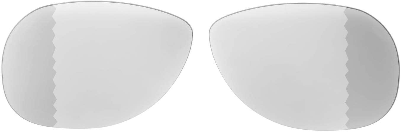 Walleva Replacement Lenses for Maui Jim Guardrails Sunglasses - Multiple Options Available