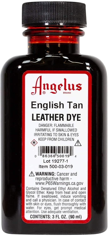 Angelus Leather Dye 3 Oz.
