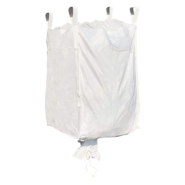 Sandbaggy FIBC Bulk Bag - 35 L x 35 W x 50 Inch Height - Large Super Sack Sandbags - Can Hold Up to 3000 Lbs (Pack of 100)