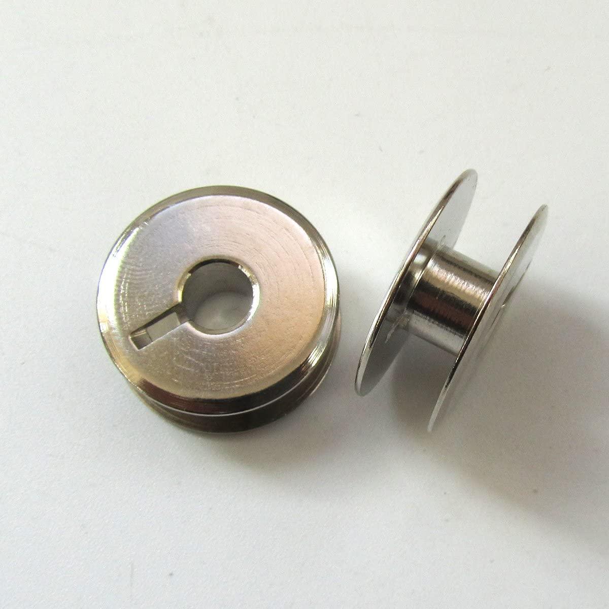 KUNPENG - Steel Bobbins for Singer 29K72,29U172A #82552 (10)