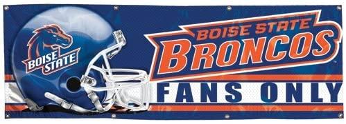 Boise State 2 x 6 Vinyl Banner