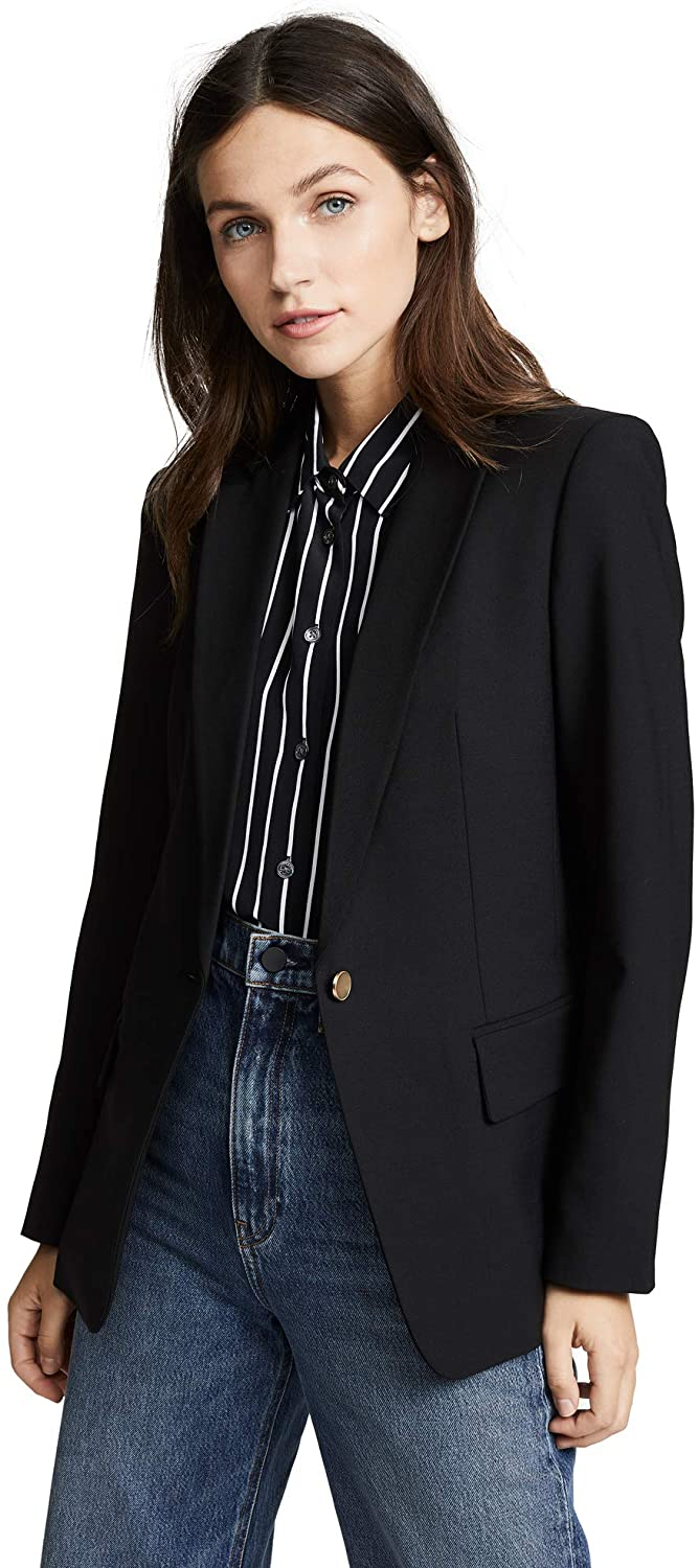 Club Monaco Women's Borrem Blazer
