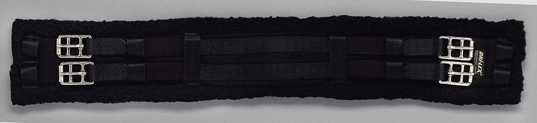 Ovation Dry-Tex Dressage Equalizer Girth, Size 24, Black