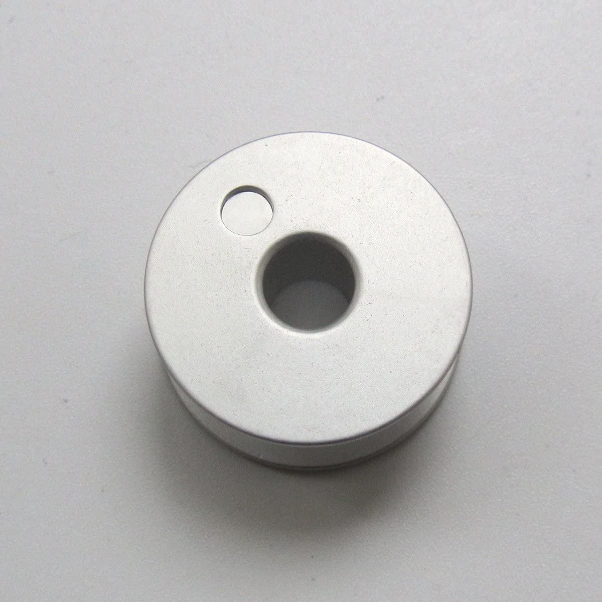 KUNPENG - for CONSEW 225/226&Singer 111G 111W 211G 211U 211W Aluminum BOBBINS #244750 (50)