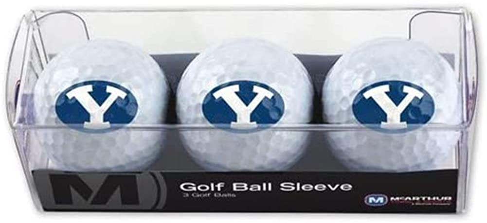 Wincraft BYU Cougars Golf Balls - 3 Pack