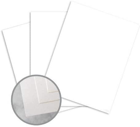 Exact Vellum Bristol White Paper - 8 1/2 x 14 in 67 lb Bristol Vellum 250 per Package