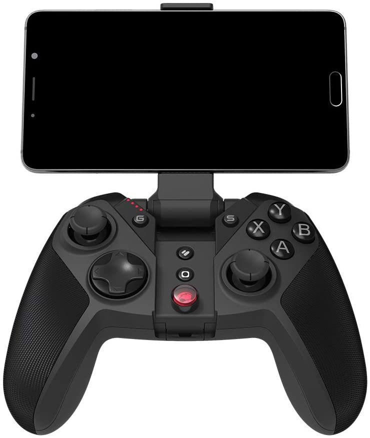 GameSir G4 Pro Wireless Switch Game Controller for PC/iOS/Android Phone, Dual Shock USB Mobile Gamepad for Apple TV Arcade MFi Games, Bluetooth Joystick with Axis Gyroscope, Magnetic ABXY, Screenshot