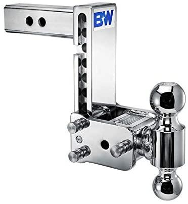 B&W Chrome Tow & Stow - Fits 2