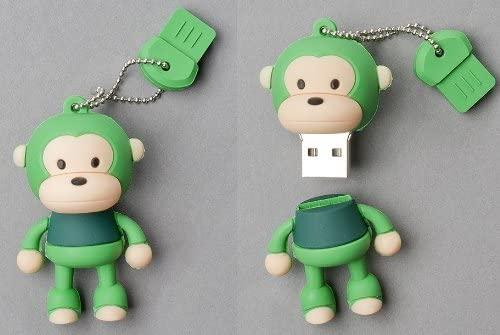 USB Flash Memory Drive(stick/pen/thumb) 4GB Green