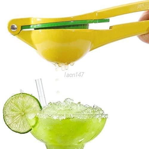 NPLE--2in1 Lemon Lime Fruit Squeezer Manual Hand Held Juicer Orange Citrus Juice Press