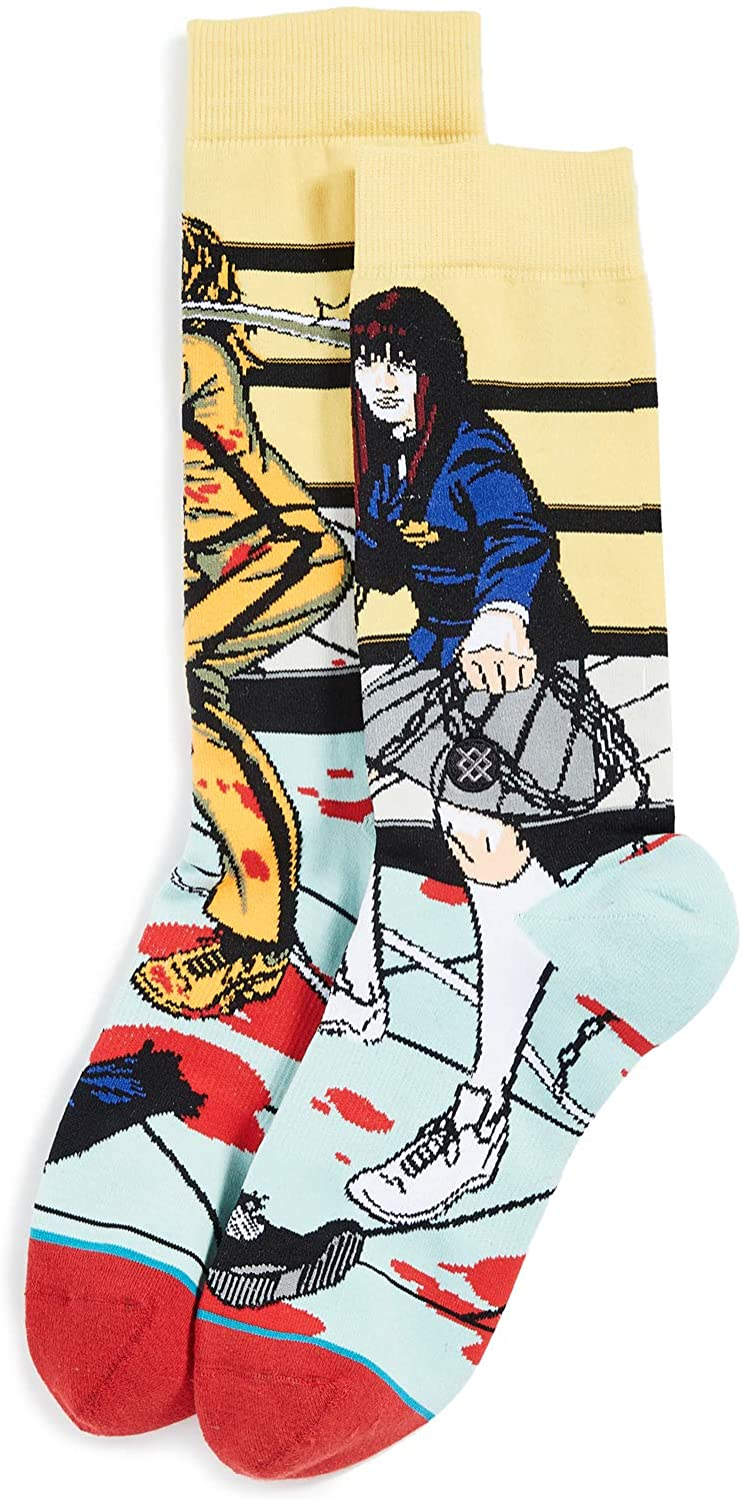 STANCE Mens The Bride and Gogo Socks