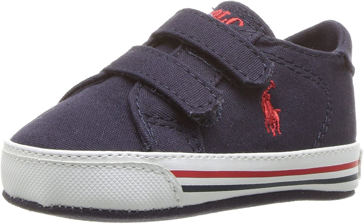 Polo Ralph Lauren Kids' Easten Ez Crib Shoe