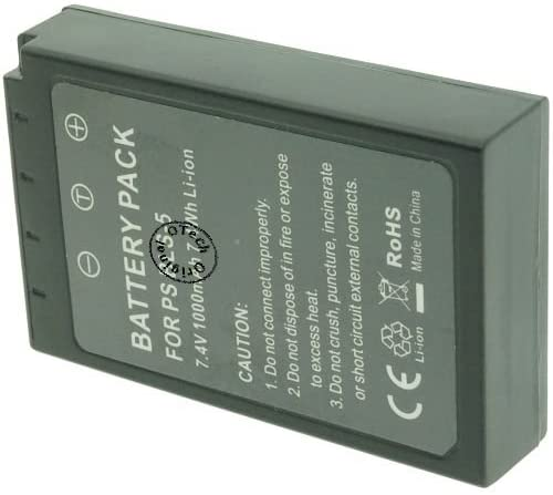 Otech Battery Compatible for Olympus PS BLS-5