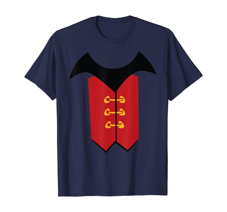 Halloween Dracula Vampire Costum Design T-Shirt