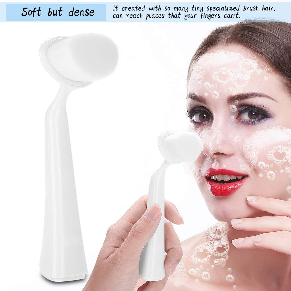 Face Washing Brush, Skin Cleaning, Dead Skin Skin Massager Youthful Skin Skin Beauty for Skin Face Reveal Radiant