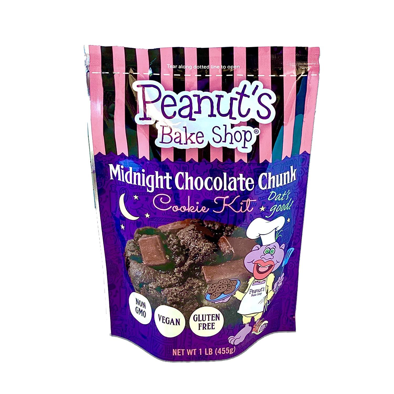 Single Midnight Chocolate Chunk Cookie Kit