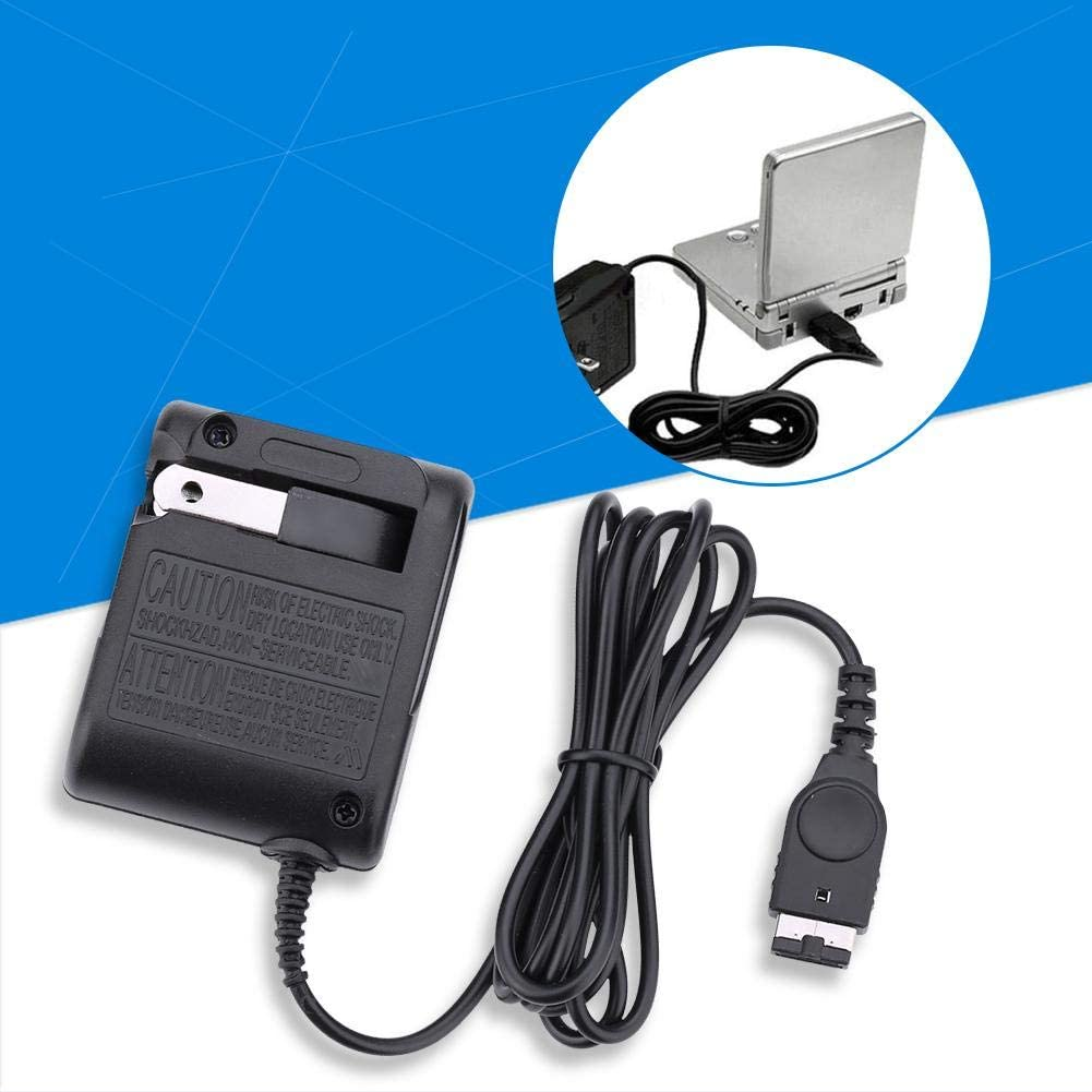 Bamfive AC Charger Adapter,Home Portable Travel Wall AC Charger Adapter for Nintendo DS/Gameboy Advance GBA SP