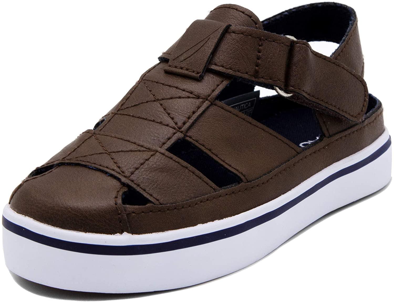 Nautica Kids Mikkel Closed-Toe Outdoor Sport Casual Sandals (Toddler/Little Kid)