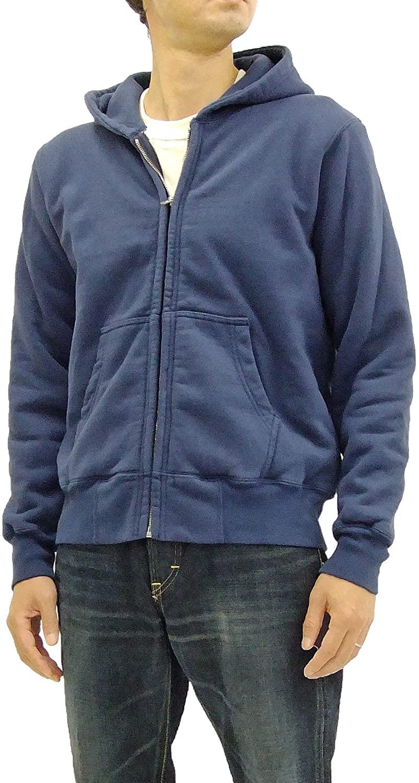 Whitesville Thermal Lined Hoodie Men's Plain Full Zip Hooded Sweatshirt WV67730