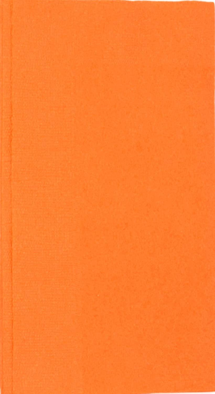 Orange Dinner Napkin, Choice 2-Ply, 15